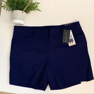 The Limited Navy Blue Shorts